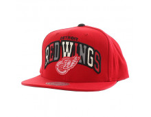 Buy Baseball cap MITCHELL AND NESS NHL Detroit Red Wings VQ87Z Elkor