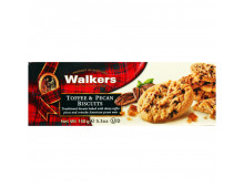 Buy Cookies WALKERS Toffee & Pecan  Elkor