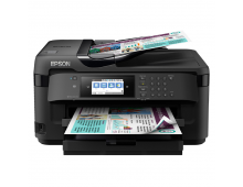 Buy Multifunction Printer EPSON Epson WorkForce WF-7710DWF C11CG36413 Elkor
