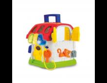 Pirkt Rotaļu komplekts WINFUN My Busy House 507722 Elkor
