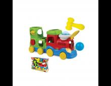 Pirkt Attīstošā rotaļlieta WINFUN Pound'N Play Train 507807 Elkor