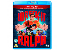 Buy Movie  WRECK-IT RALPH 3D  Elkor