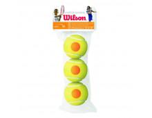 Купить Теннисный мяч WILSON Starter Game WRT137300 Elkor