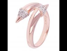 Buy Ring BRONZALLURE Romanze WSBZ00565.WR Elkor