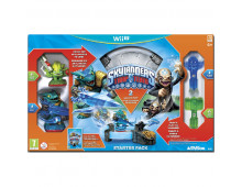 Buy Game for Wii U  Skylanders Trap Team Starter Pack  Elkor