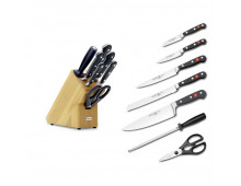 Buy Kitchen knife set WUSTHOF Knife Block Set 7pc 9835 Elkor