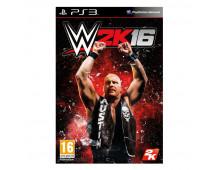 PS3 spēle WWE2K16 WWE2K16