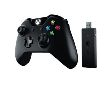Комплект MICROSOFT XboxOne Wireless Controller + Win10 Adapter XboxOne Wireless Controller + Win10 Adapter
