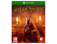 Buy Game for XBox One  Agony  Elkor