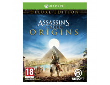 Купить Игра для XBox One  Assassin's Creed: Origins Deluxe  Elkor
