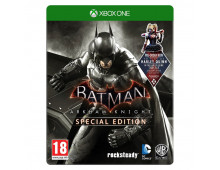 Game for XBox One Batman: Arkham Knight (Harley Quinn DLC) Batman: Arkham Knight (Harley Quinn DLC)