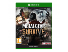 Game for XBox One Metal Gear Survive Metal Gear Survive