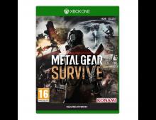 Купить Игра для XBox One  Metal Gear Survive  Elkor