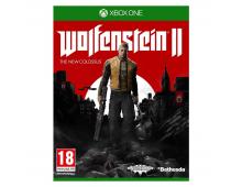 XBox One spēle Wolfenstein II The New Colossus Wolfenstein II The New Colossus