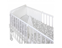 Buy Protective bumpers for cribs YAPPY KIDS Yappy Blue Sakura 386765 Elkor