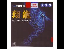 Pirkt Galda tenisa raketes gumija YASAKA Rising Dragon Red 2.0 108820 Elkor