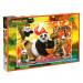 Пазл CLEMENTONI PZL 30 Maxi Kung Fu Panda 3