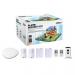 Купить Комплект охранной сигнализации DAHUA Alarm Security kit 2Room+Camera ART-ARC2000B-06-C35 Elkor