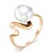 Купить Кольцо DEFLEUR Pearls 17.5 21014A1 Elkor