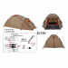 Купить Палатка FREETIME Fidji 2 30199 Elkor