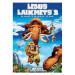 Cartoons LEDUS LAIKMETS 3 DINOZAURU 0818-00119