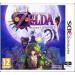 3DS spēle The Legend of Zelda: Majora's Mask 3D