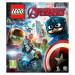 PS3 spēle LegoMarvel Avengers