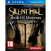 PlayStation Vita  spēle Silent Hill Book of Memories