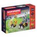Конструктор MAGFORMERS Zoo Racing Set