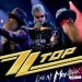 "Music disc  ZZ Top ""Live At Montreux 2013"""