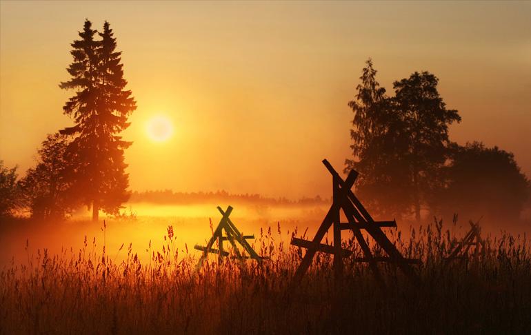 Par www.elkorfoto.lv interneta balsojuma uzvarētāju kļuva Inga Karava, kas par darbu «Saulei austot migla nāk. Ozolmuižas pagasts, Rēzeknes rajons» balvā saņēma Sony spoguļkameru A230.