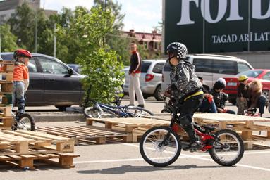 Фоторепортаж c Детского праздника в Elkor Plaza 11