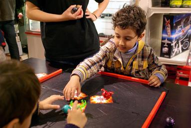 Фоторепортаж c Детского праздника в Elkor Plaza 5