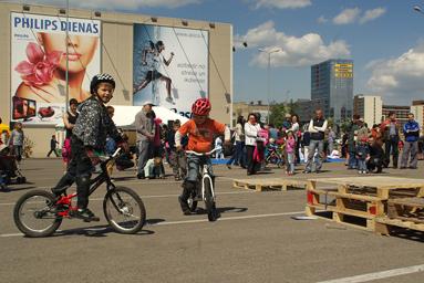 Фоторепортаж c Детского праздника в Elkor Plaza 12