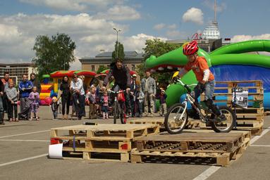 Фоторепортаж c Детского праздника в Elkor Plaza 13