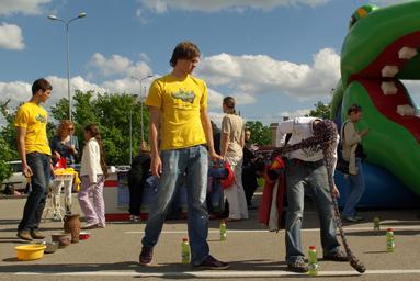 Фоторепортаж c Детского праздника в Elkor Plaza 20