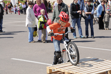 Фоторепортаж c Детского праздника в Elkor Plaza 16