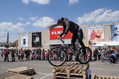 Фоторепортаж c Детского праздника в Elkor Plaza 17