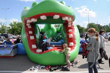 Фоторепортаж c Детского праздника в Elkor Plaza 21