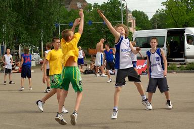 Fotoreportāža Streetball čempionāts 1