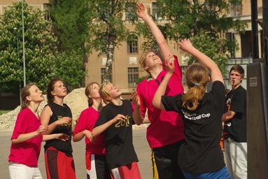 Fotoreportāža Streetball čempionāts 12