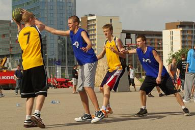 Fotoreportāža Streetball čempionāts 13
