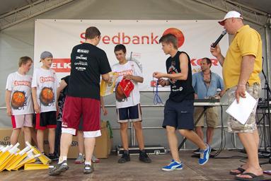 Fotoreportāža Streetball čempionāts 14