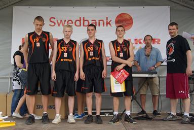 Fotoreportāža Streetball čempionāts 15