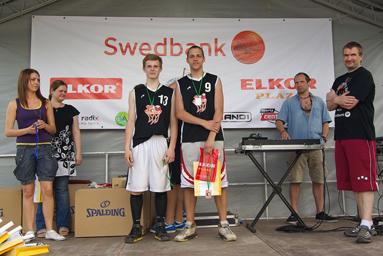 Fotoreportāža Streetball čempionāts 16