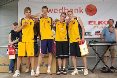 Fotoreportāža Streetball čempionāts 21