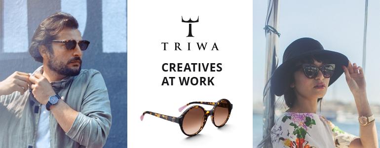 Saulesbrilles TRIWA!