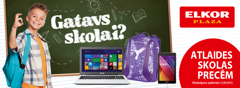 ELKOR SKOLAS KATALOGS