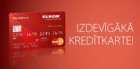 Elkor Kredītkarte