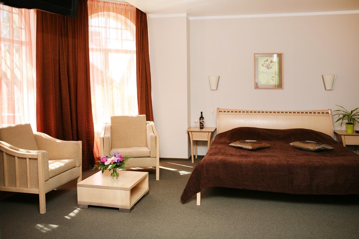 Предложение SPA Hotel Ezeri
